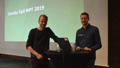 Photo of Foredrag med Helge og Rasmus er kommet i gang på Munken