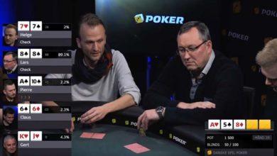 Photo of Se eller gense Danske Spil MPT 2019 Cash Game (Video)