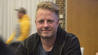 Photo of Jens Jørgensen 3ér i $215 Powerfest #226-M, $100.000GTD