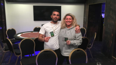 Photo of Robert og Karina laver HU Deal på Casino Aalborg, 7-2-2019