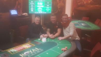 Photo of Minke vinder efter 5-vejs deal på Casino Aarhus, 28-2-2019