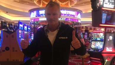 Photo of Firkløveret har booket rejse til Las Vegas, Fredag 13-3-2020