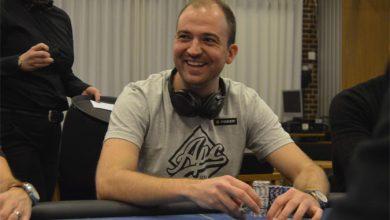Photo of 44 spillere videre i €2.350 The Big Wrap PLO, Dag 1A på Kings