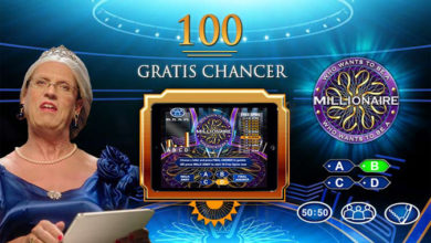 Photo of 100 Gratis Chancer til Who Wants To Be A Millionaire
