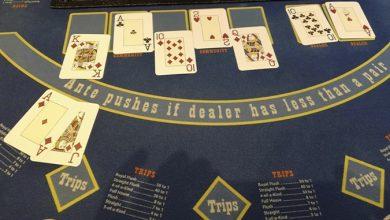 Royal Straight Flush - Casino Munkebjerg, Vejle
