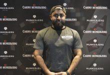 Photo of Ramy Zeraic vinder på Casino Munkebjerg, mandag 20-1-2020