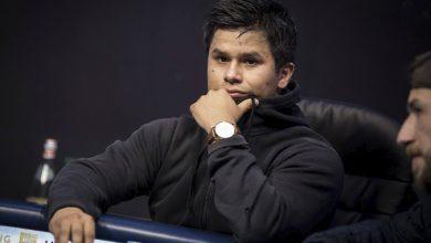 Daniel Højlund, Kings Casino, Live Poker