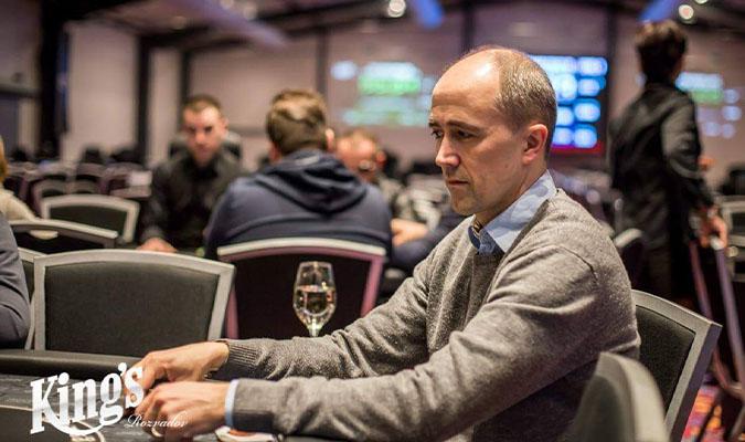 Henrik Lund , Kings Casino, Live Poker