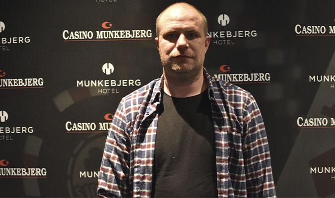 Simon Hansen, Casino Munkebjerg