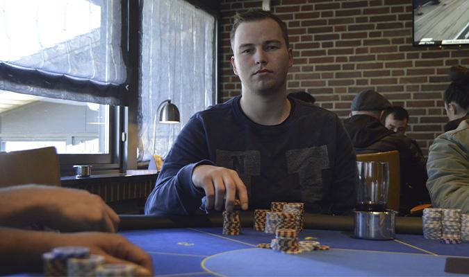 Christian Trabjerg, Casino Munkebjerg