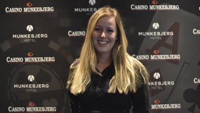 Michelle Juhl, Casino Munkebjerg i Vejle
