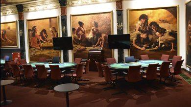 Photo of Roberto Falco vinder på Royal Casino Aarhus, 25-2-2020