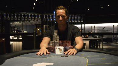 Photo of Søren Reffstrup vinder på Casino Marienlyst, 14-8-2020