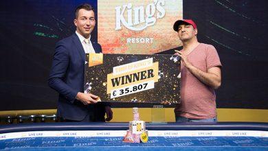 Live Poker, Kings Casino, Pokernyheder