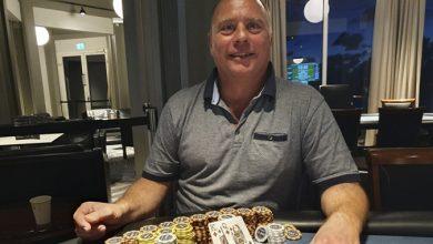 Photo of Keld Volquardsen vinder på Casino Marienlyst, 4-9-2020