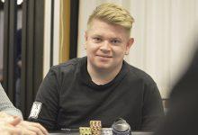 Photo of Mark Frimodt vinder på Casino Munkebjerg, torsdag 9-7-2020