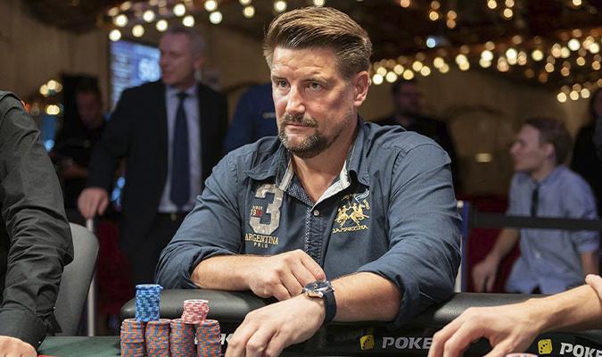 Pokernyheder - Billede af Rasmus Vejbæk Zerr, Casino Copenhagen