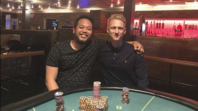 Photo of Nickolai Christensen vinder Casino Odense Special 2019