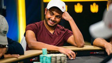 Photo of Vivek Rajkumar i front med 8 tilbage af Triton £1.050.000