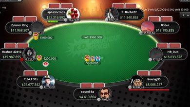 Pokernyheder - Pokerstars, Online Poker, resultater
