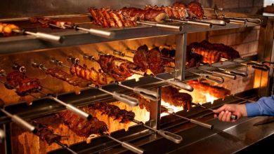 Photo of Uden mad og drikke: Kødsved, rødvin og bacon stegt i sukker