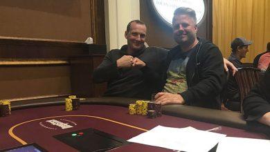Johnny Andreassen og Jens Jørgensen, Las Vegas 2019