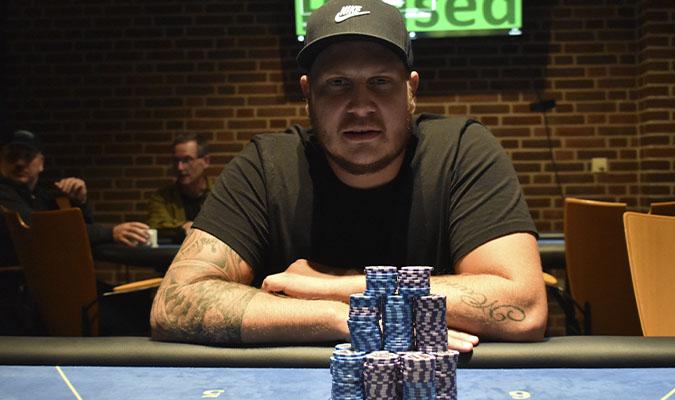 Pokernyheder - Billede af Martin Buur Christiansen - Casino Munkebjerg, Vejle