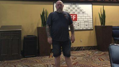 Photo of Per Hedegaard binker $600 på 3 minutter i Vegas Poker Maskine