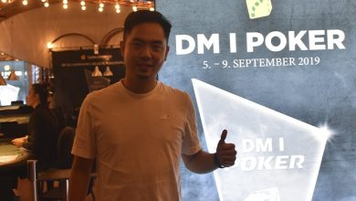 Photo of DM i Poker 2019: Dag 2 Counts & Seatings, Lørdag 7-9-2019