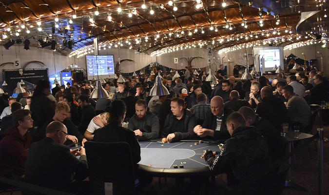 Ballroom Kasino, DM Hari di Poker 2019