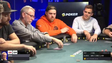Photo of Se eller gense DM i Poker 2019 Main Event (Video)