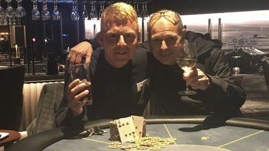 Photo of Kenneth Nielsen vinder på Casino Marienlyst, 6-9-2019