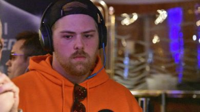 Photo of Simon Rønnow 2ér i $5200 SCOOP-105, $400.000GTD