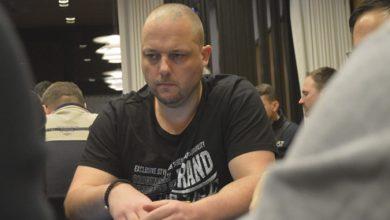 Pokernyheder - Billede af Tommy Bech, Casino Munkebjerg i Vejle