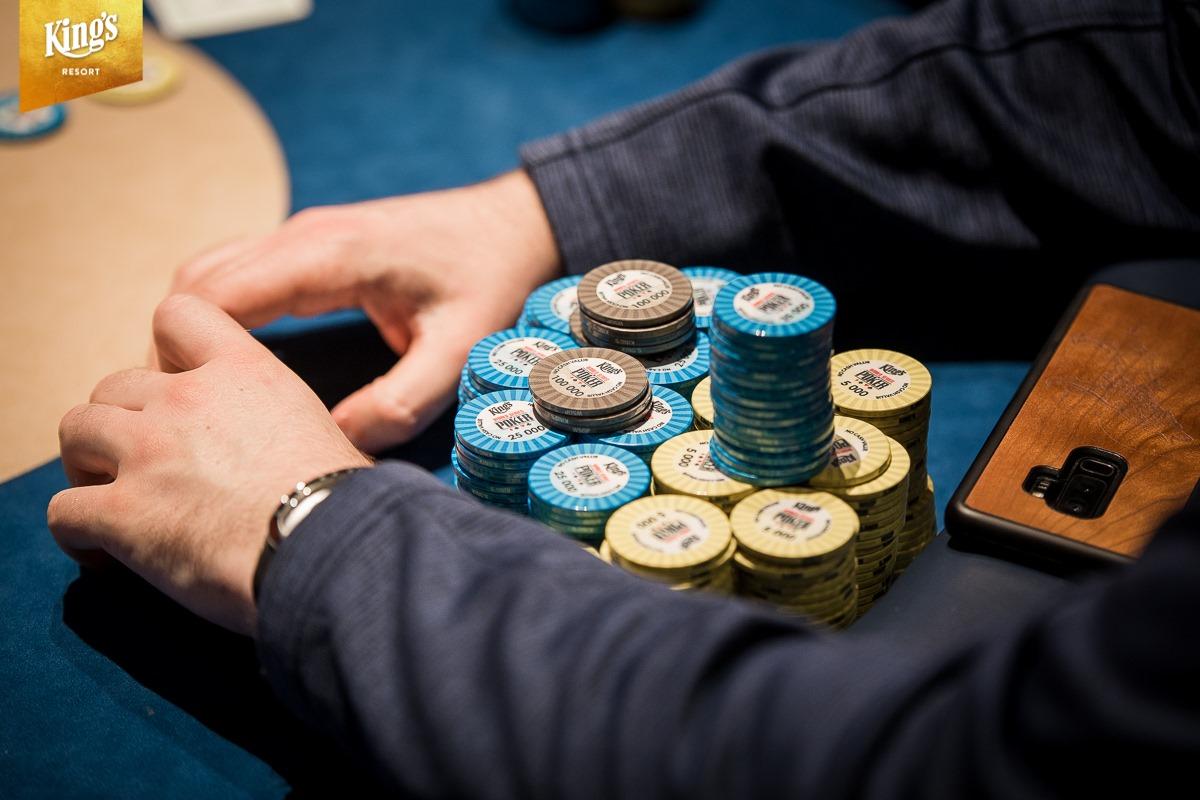 Kings Resort - WSOPE 2019, Live Poker