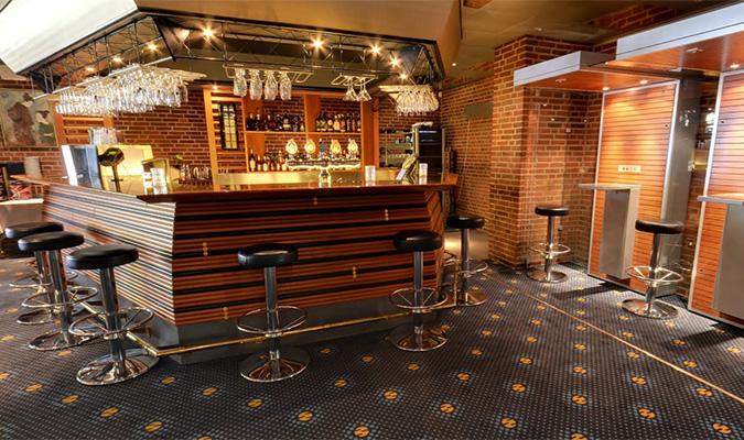 Jackpot Bar, Casino Munkebjerg