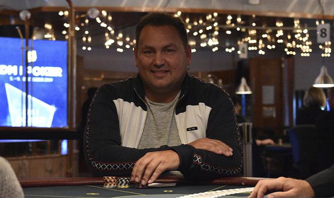 Johnny Østbjerg, Casino Copenhagen