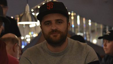 Photo of Adnan Dizdarevic 2ér i SOPC 2020 €500 High Roller