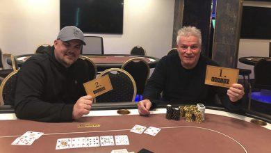 Photo of Karsten Rasmussen vinder på Casino Aalborg, 29-10-2019
