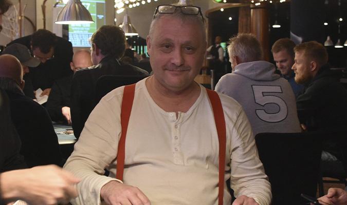 Lars Petersen, Casino Copenhagen