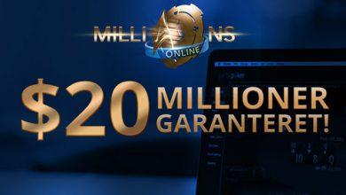 Photo of Vind adgang til $20.000.000 Millions 2019 Finale for $1.10