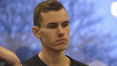 Photo of Andreas Høgh vinder $109 Bounty Builder, $10.000GTD