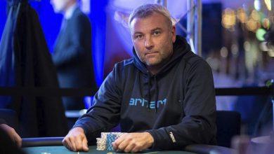 Photo of Lars Bentsen vinder på Casino Munkebjerg, Mandag 3-2-2020