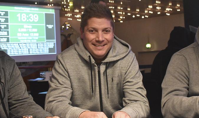 Pokernyheder - Billede af Tommy Krag-Nielsen, Casino Copenhagen