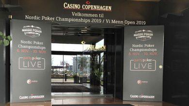 Photo of Nu starter Nordic Poker Championships 2019 i KBH
