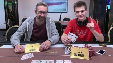Photo of Alexander Bobko vinder Halloween Poker 2019 i Aalborg
