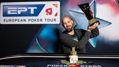 Photo of Stephen Chidwick vinder EPT Prag €50.000 Super High Roller