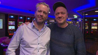 Bjarne Normind og Johny Hurup, Casino Aalborg