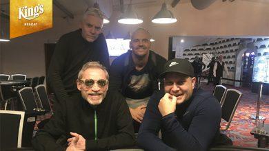 Pokernyheder - Pokerspillere på Kings Resort i Tjekkiet