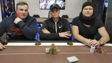 Bjarne Henriksen, Rasmus Gadegaard og Kent Damsgaard, Casino Aalborg